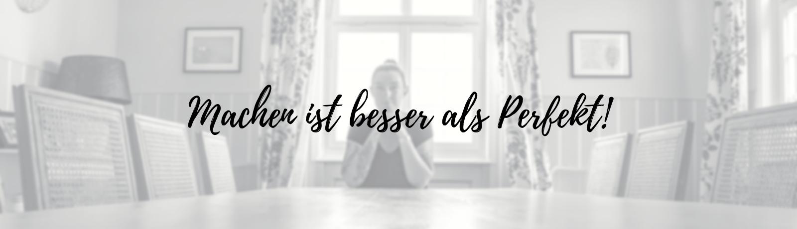 PROJEKTSCHMIEDEREI Sabrina Fischäß - 'Machen ist besser als Perfekt!'